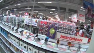 60 sec gratis winkelen bij Media Markt Turnhout (Belgium)- Crazy Run December 2015