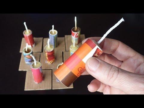 Mini Bombas de Humo