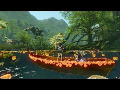 Archeage Instrument Sounds 4.0