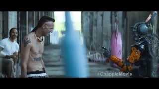 Скачать Chappie Featurette Om Die Antwoord
