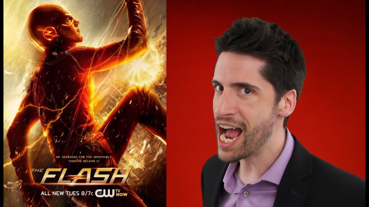 Download The Flash season 1 review
