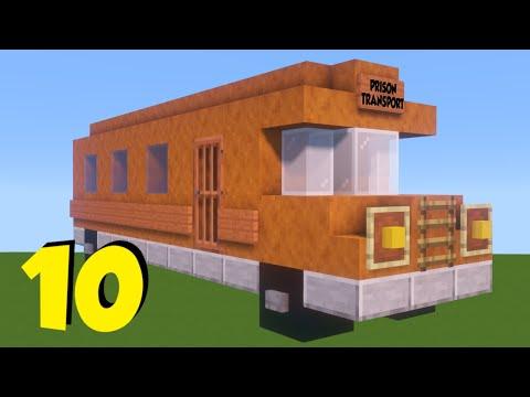 Minecraft: 10+ Prison Build Hacks!