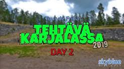 Tour de Friba: Tehtävä Karjalassa 2019, Day 2