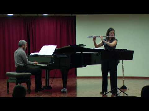 M. Moszkowski: 3 Spanish Dances op. 12, flute and piano