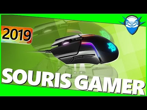 TOP SOURIS GAMER 2019 (+ Tapis)