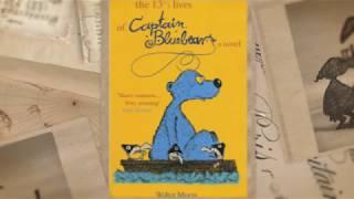 The 13½ lives of Captain Bluebear Book Trailer By Finn O'Connel