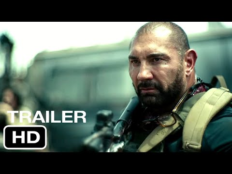 ARMY OF THE DEAD Official (2021 Movie) Trailer HD | Action Movie HD | Netflix Film