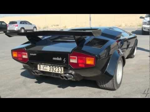 Lamborghini Countach S - Wheeler Dealer in Dubai