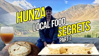 Hunza Valley ka Local Food | Hunza Food trip | Khaabbaa | VLOG