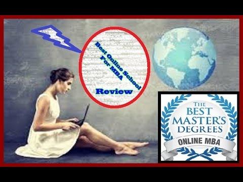 Best Online School For MBA