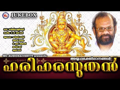 ശബരിമല സ്പെഷ്യൽ ഗാനങ്ങൾ | Hariharasudhan | Hindu Devotional Songs Malayalam | Ayyappa Songs