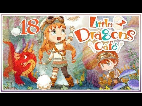 Little Dragons Café - 18: Michael - Любимая еда вампиров... чеснок! - [ПРОХОЖДЕНИЕ] thumbnail