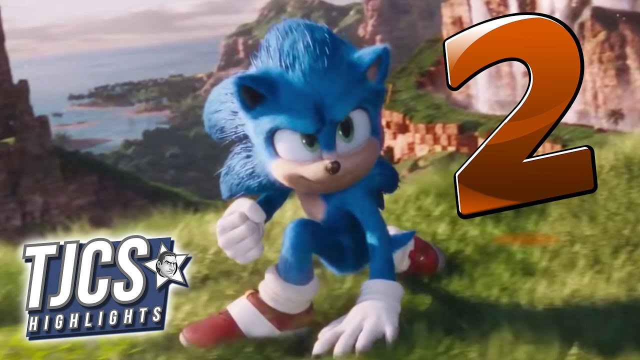 Sonic The Hedgehog 2 Gets Official 2022 Release Date Youtube