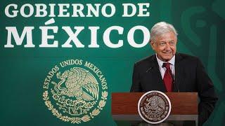 Disminuyen homicidios en Tijuana con estrategia de seguridad. Conferencia presidente AMLO