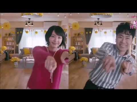 【逃げ恥】恋ダンス 新垣結衣星野源 米国大使館編とももクロをコラボさせてみた♡
