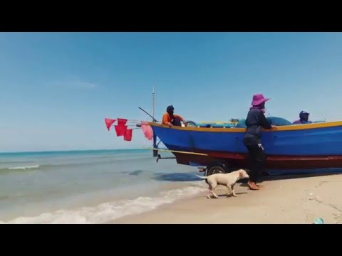 Rayong Coast and Beaches - Thailand By DJI Phantom 3 Professional Drone and DJI OSMO
