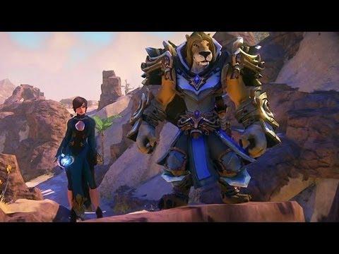 EverQuest Next - Ingame-Trailer zu Charakteren & Umgebung