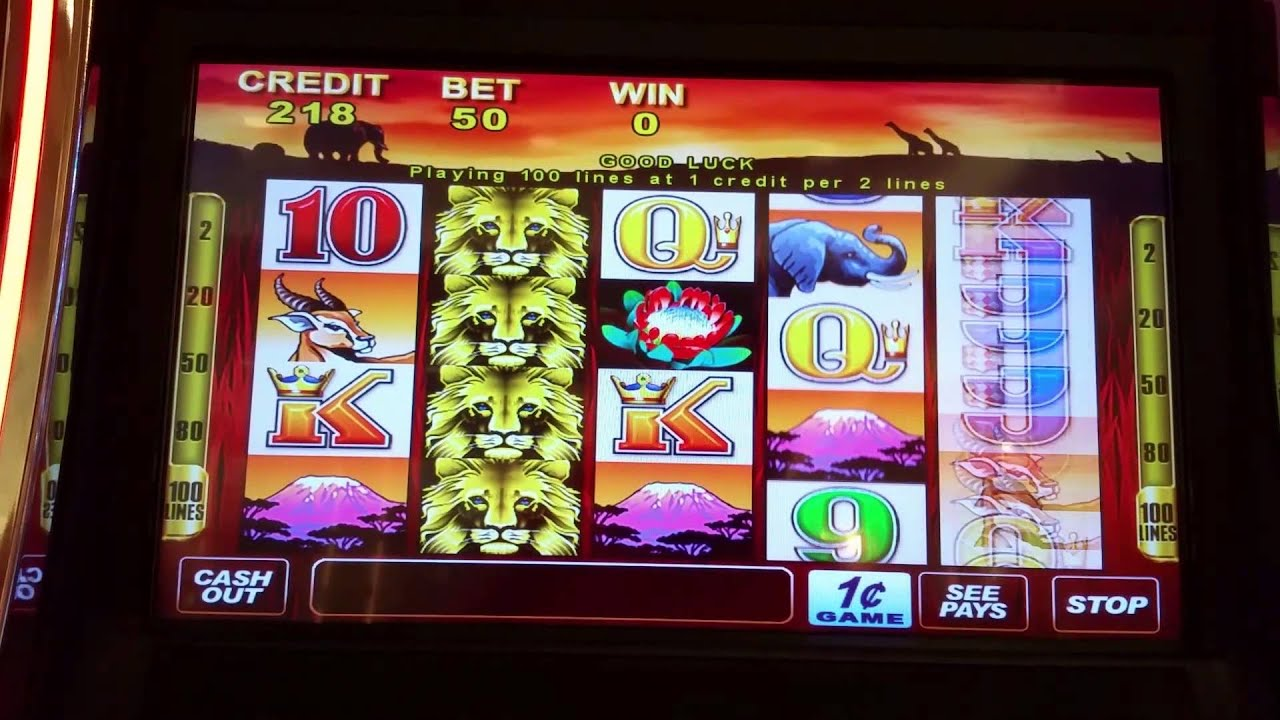 Lions Slot Machine At Resorts World Casino YouTube - 10 coolest casinos world 2