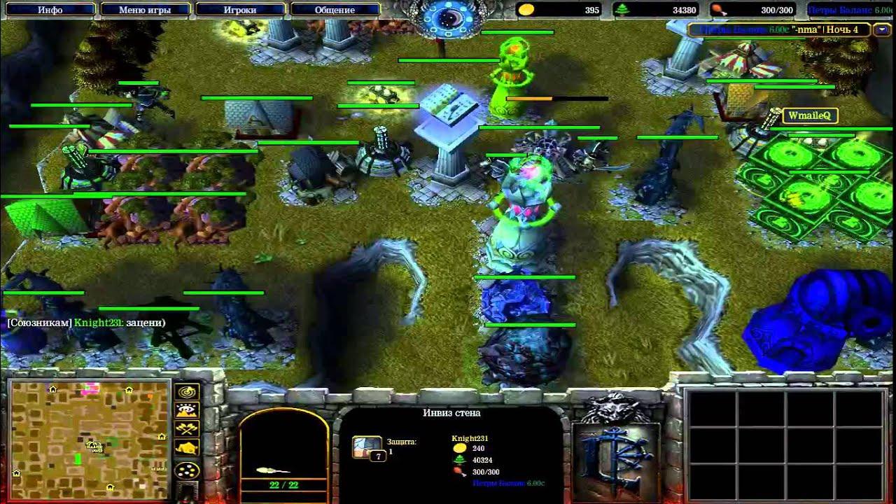Petro reborn Warcraft 3