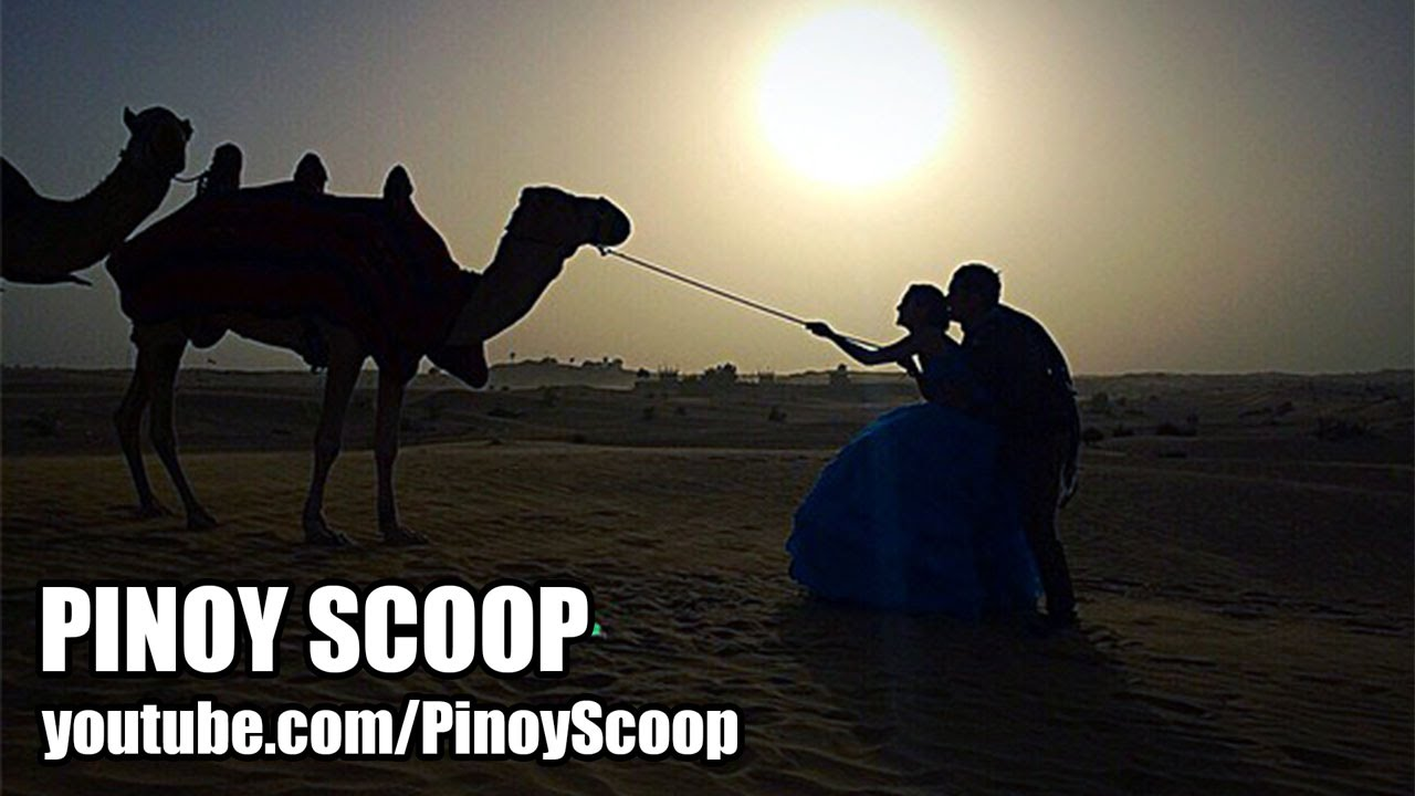 Download Marian Rivera And Dingdong Dantes Shares Prenup Photos From Dubai