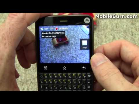 Motorola Charm for T-Mobile USA review - part 2 of 2
