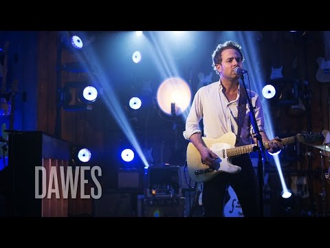 Dawes A Little Bit of Everything Guitar Center Sessions on DIRECTV