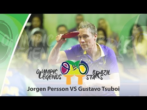 Olympic Legends vs Brazil Stars Gustavo Tsuboi (BRA) vs Jorg