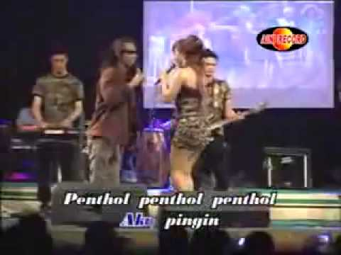 Dangdut PARAH Goyang SUPER Hot, IKIF Kawazhima   Nyidam PENTOL Sing Enek ENDOKE