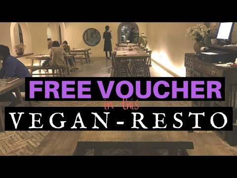 Vegan Restaurant near in Lake View Hanoi