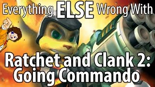 Everything ELSE Wrong With Ratchet and Clank 2: Going Commando (Locked and Loaded) - valeforXD