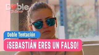 vuclip Doble Tentación - ¡Sebastián eres un falso! / Capítulo 44
