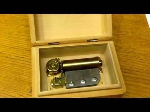 One of the original Stockhausen Tierkreis music boxes - Aries