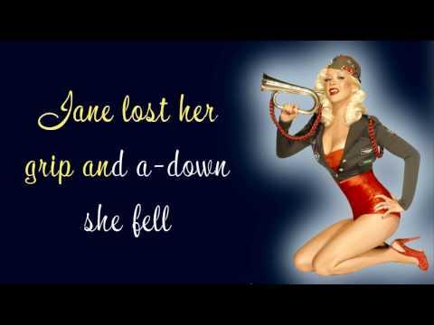 Christina Aguilera- Candyman (Karaoke) HD