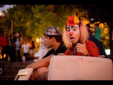 Armando colorado // cabaret 3ra convención de circo chillan 2016// chile