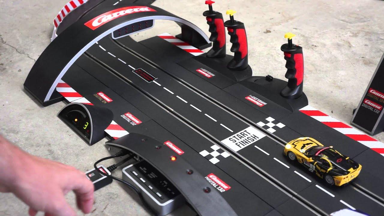 132 slot car track 21123 Carrera Grid Ladies Figures for 124