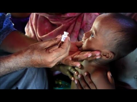 Bangladesh: Mass cholera vaccinations in Rohingya camps