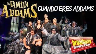 LA FAMILIA ADDAMS - Cuando Eres Addams (Teatro Calderón, Madrid)