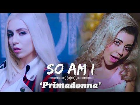 Ava Max Marina - SO AM I x PRIMADONNA Mashup