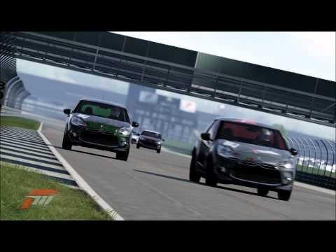 SRC IV DS3 Cup Race 3 Lap #1