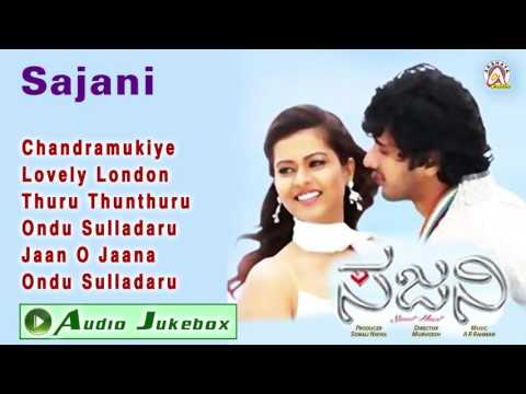 Sajani I Audio Jukebox I Dhyan, Sharmiela Mandre I Akshaya Audio