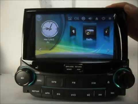 Auto DVD system for Chevrolet Malibu 2013- Car GPS Navigation Radio Stereo Bluetooth TV