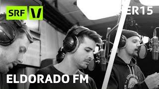 Eldorado FM an der Virus Bounce Cypher
