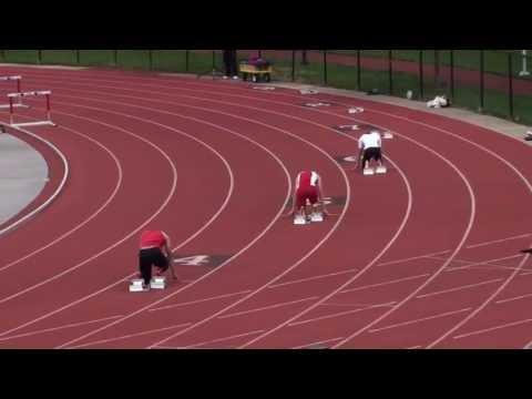 Louisville 21 Apr 2013 - 400m Hurdles (M) - Lenny Lyles/Clark Wood Invite