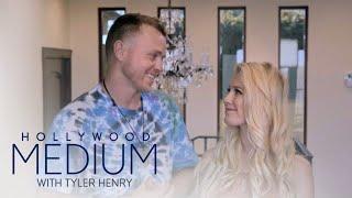 Spencer Pratt's Mother Receives Special Message | Hollywood Medium with Tyler Henry | E!