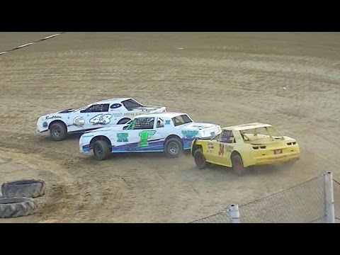 Pure Stock Feature | Old Bradford Speedway | 8-7-16