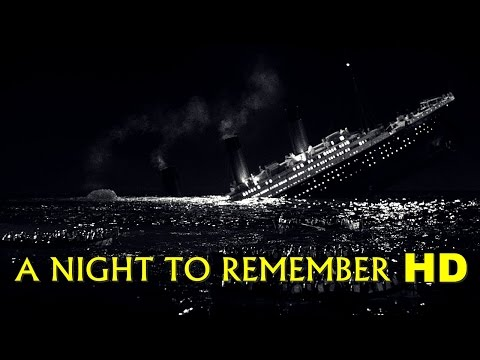 A Night to Remember 1958 Full Movie  HD