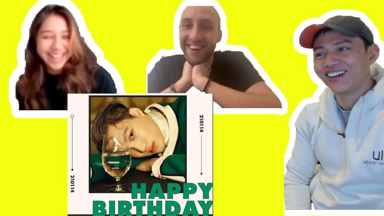 EXO (엑소) | exo kai moments i think about a lot | Kai Happy Birthday Special | Reaction Video