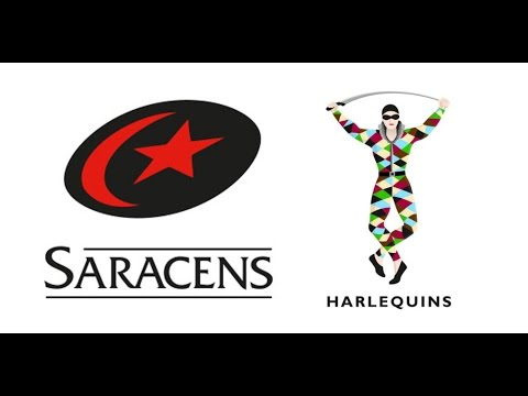 Saracens V Harlequins 2021