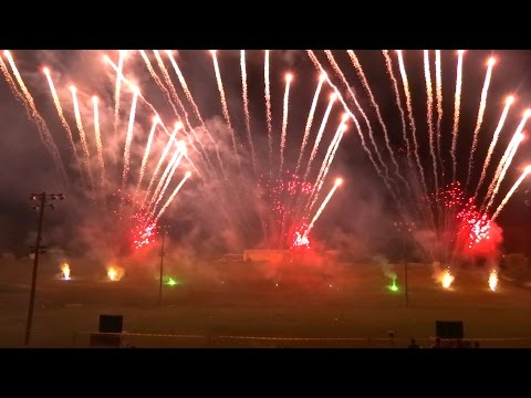 American Truck Repair presents a Salute to America (Pyromusical by Spirit of 76 Fireworks)
