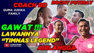 SFC SPARRING LAWAN TIMNAS LEGEND !!!